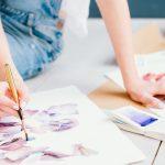 Malowanie po numerach – sposób na relaks