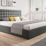 Dlaczego warto wybrać łóżko tapicerowane?