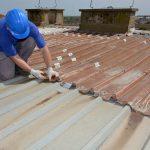 Problem z zardzewiałym dachem – jak go pomalować?