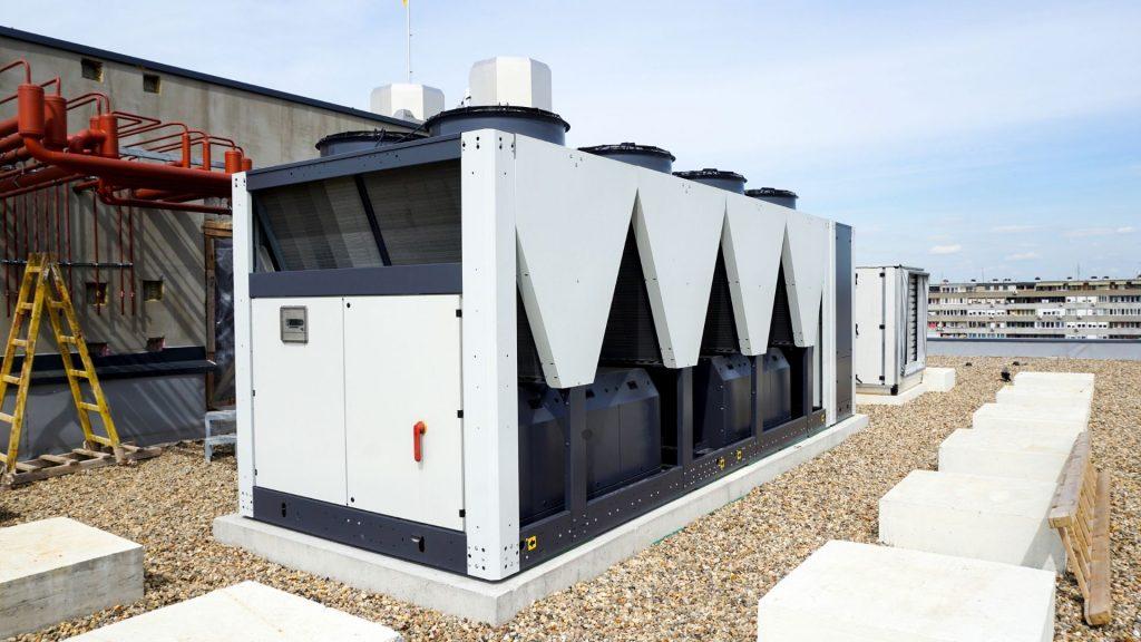 Instalacje chłodnicze w przemyśle