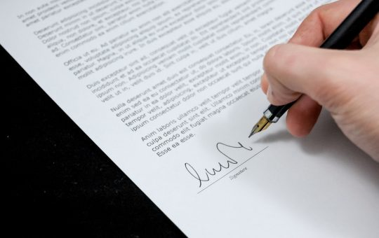 umowa na wyłączność